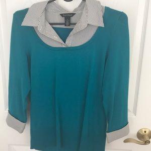 Medium sweater blouse